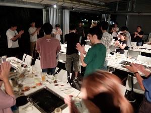 ビーチパーティー@北谷BBQ11